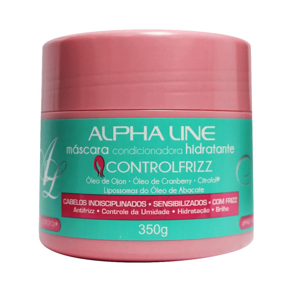 Alpha Line Máscara Cotrolfrizz 350g
