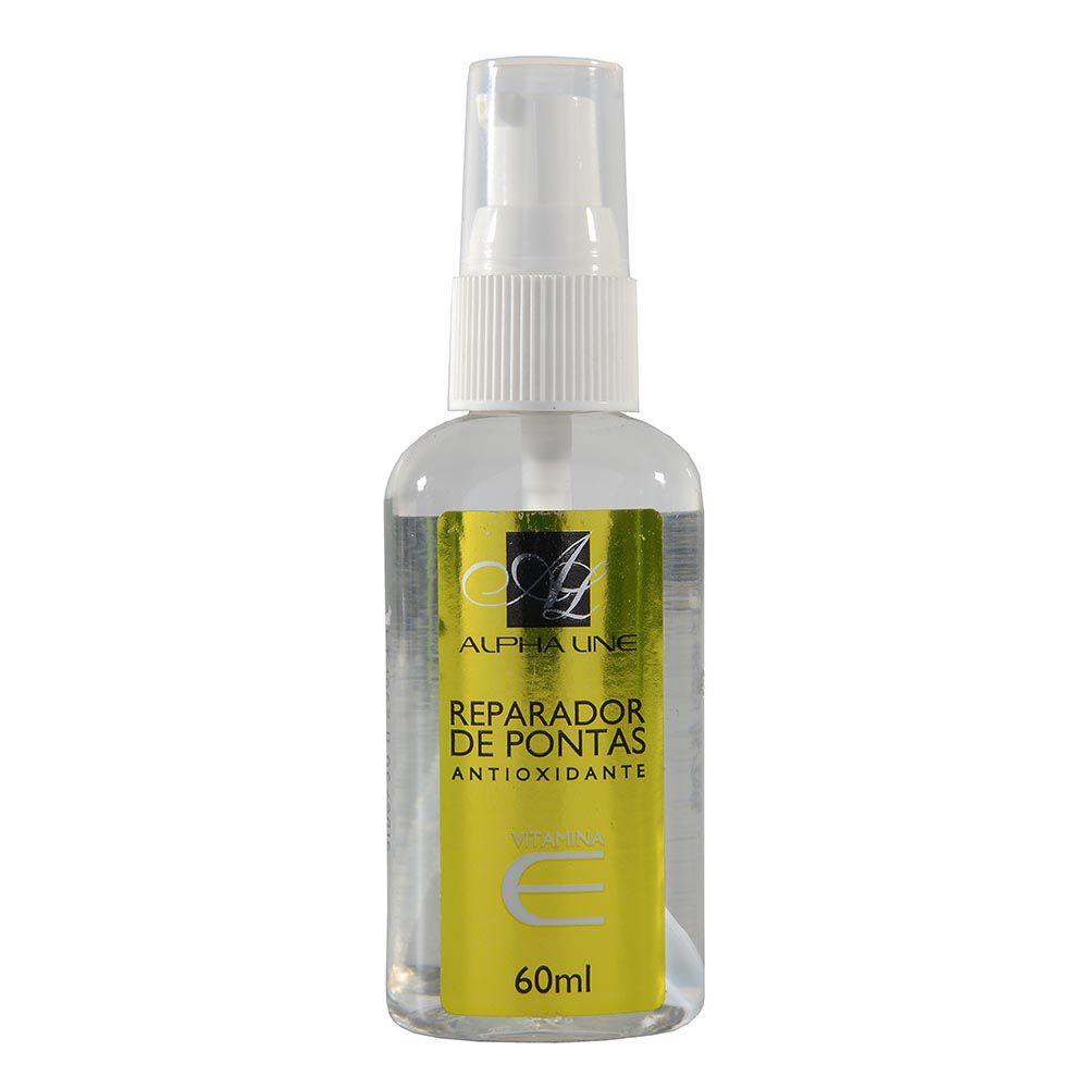 Alpha Line Reparador de Pontas Antioxidante 60mL