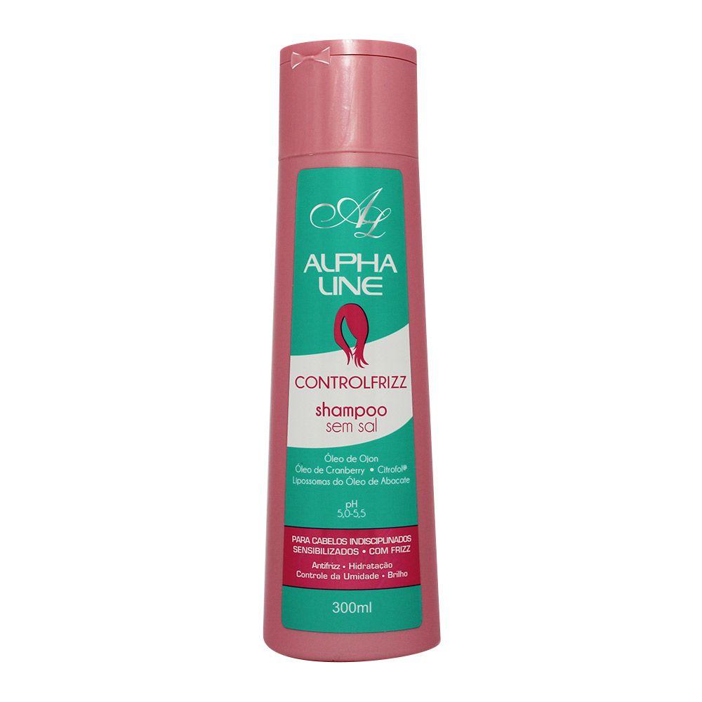 Alpha Line Shampoo Controlfrizz 300mL