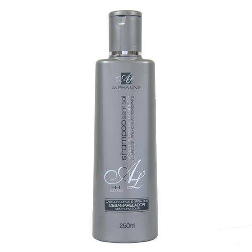 Alpha Line Shampoo Desamarelador 250mL