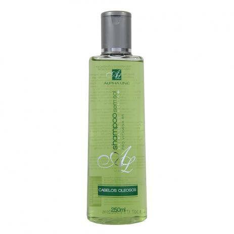 Alpha Line Shampoo Extrato de Menta 250mL