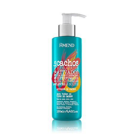 Amend Ativador de Cachos 190mL