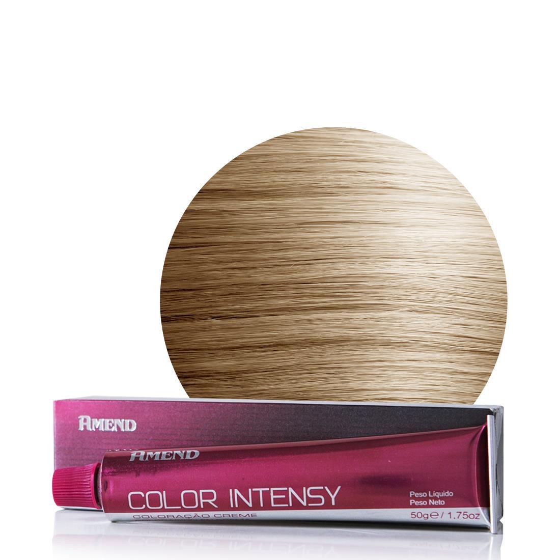 Amend Coloração Color Intensy 12.0 Louro Claro Natural Especial 50g