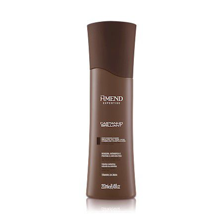 Amend Condicionador Expertise Castanho Brilliant 250mL