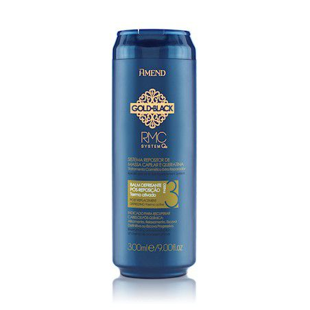 Amend Leave-in Passo 3 RMC Gold Black 300mL