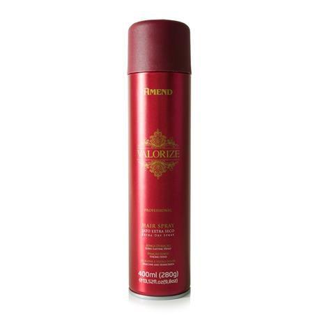 Amend Hair Spray Valorize Fixação Forte Extra Seco 400mL