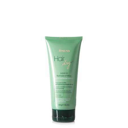 Amend Leave-in Hair Dry Nutrição e Força 180g