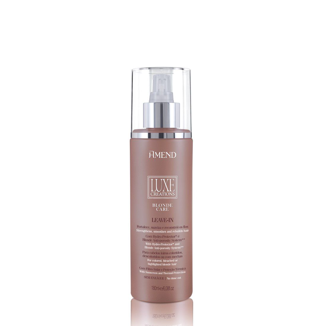 Amend Leave-in Luxe Creations Blond Care 180mL
