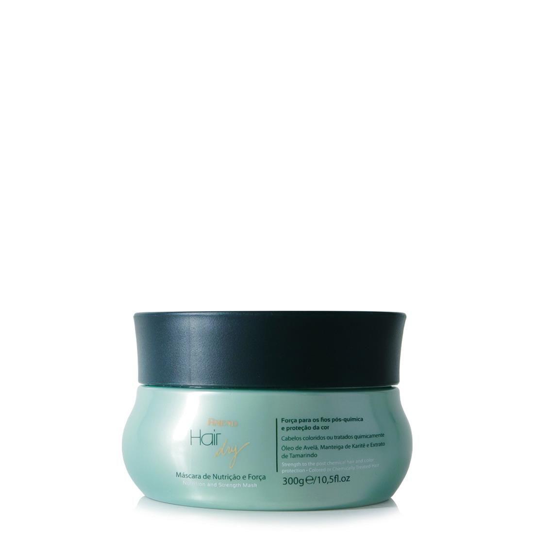 Amend Máscara Hair Dry Nutrição e Força 300g
