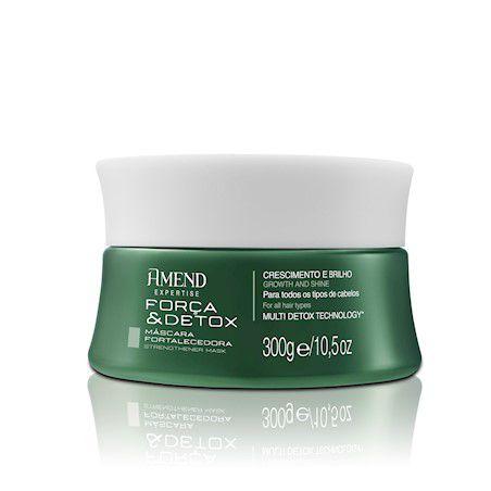 Amend Máscara Treatment Expertise Força e Detox 300g