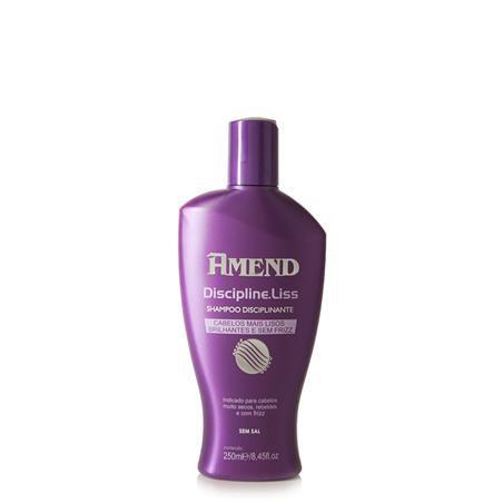 Amend Shampoo Discipline Liss  250mL