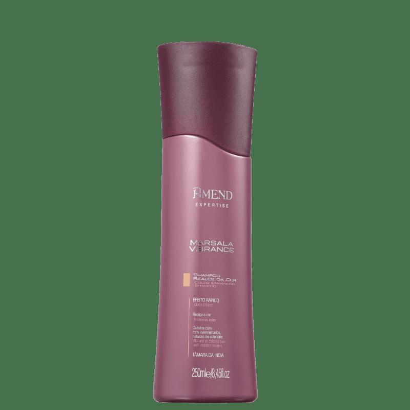 Amend Shampoo Expertise Marsala Vibrance 250mL
