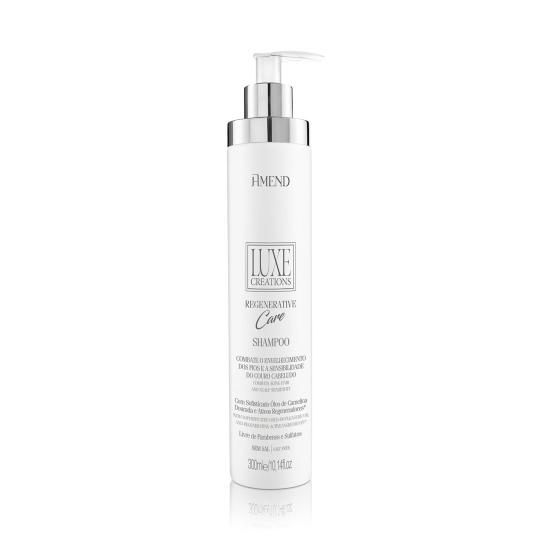 Amend Shampoo Luxe Creations Regenerative Care 300mL