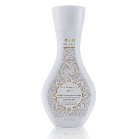 Amend Shampoo Millenar Óleos Marroquinos 300mL