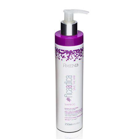 Amend Shampoo #FicaADica Save The Hair 250mL