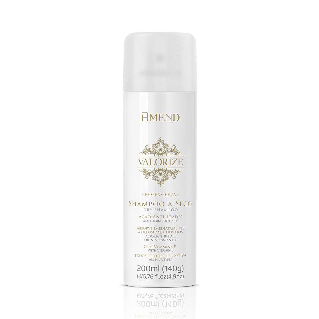 Amend Shampoo Seco Valorize Professional 200mL