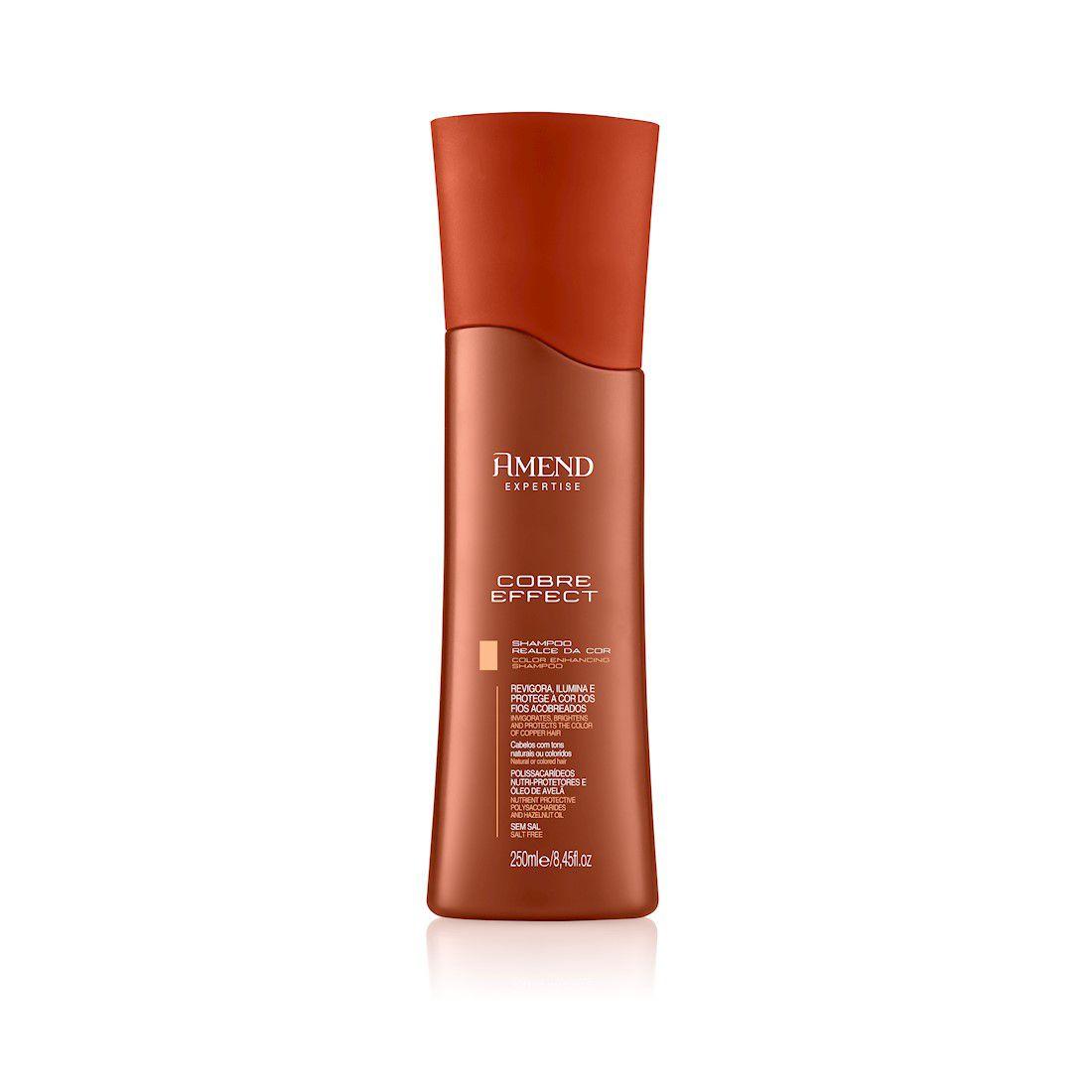 Amend Shampoo Treatment Expertise Cobre Effect 250mL