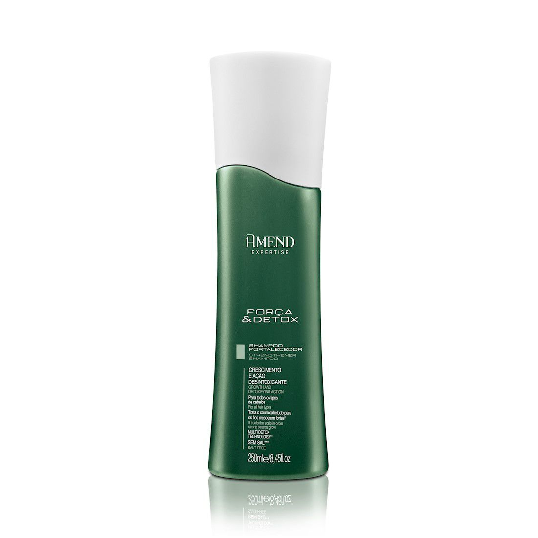 Amend Shampoo Treatment Expertise Força e Detox 250mL