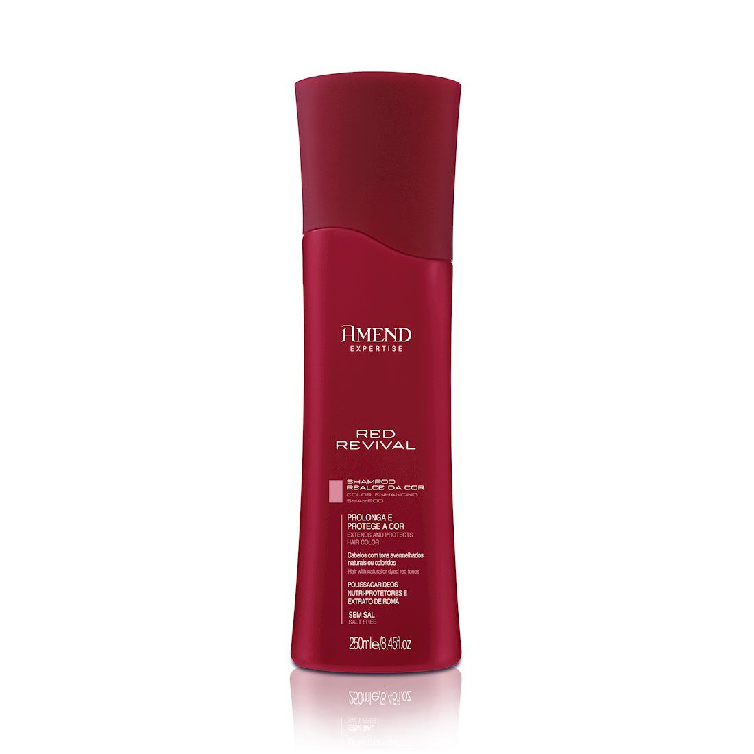 Amend Shampoo Treatment Expertise Red Revival 250mL