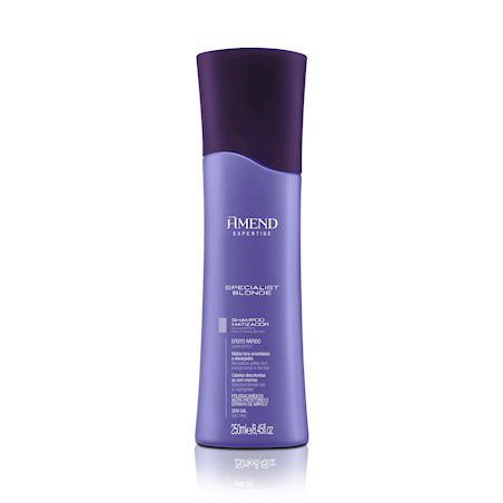 Amend Shampoo Treatment Specialist Blonde 250mL