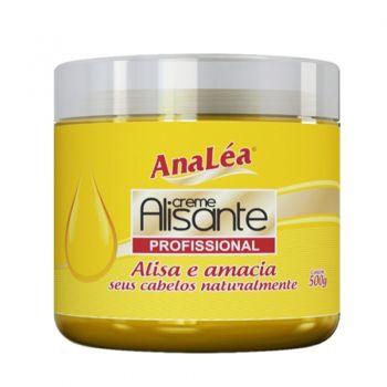 Analea Creme Alisante Tioglicolato Profissional 500g