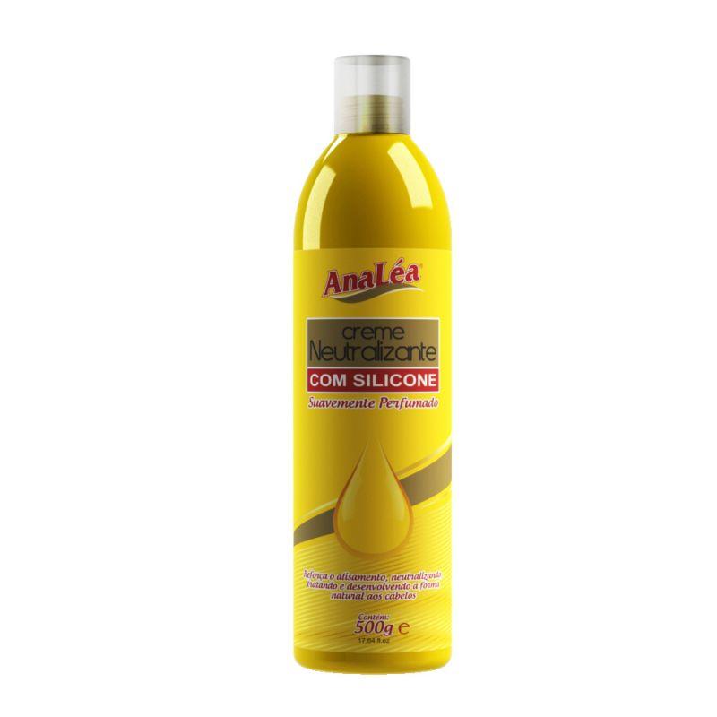Analea Creme Neutralizante com Silicone 500g