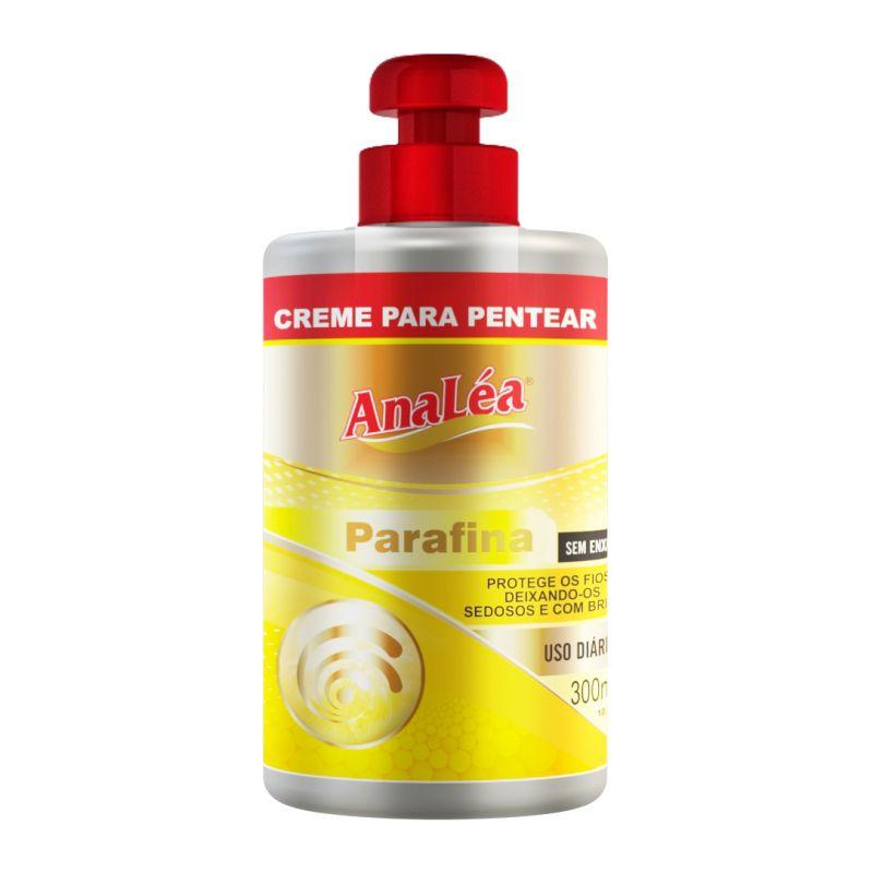 AnaLéa Creme para Pentear de parafina 300mL