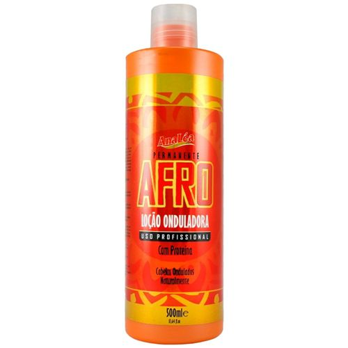 AnaLéa Loção Onduladora Permanente Afro 500mL