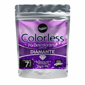 AnaLéa Pó Descolorante Colorless Diamante 300g