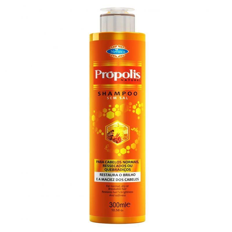 Analea Shampoo Própolis Nevasca 300mL