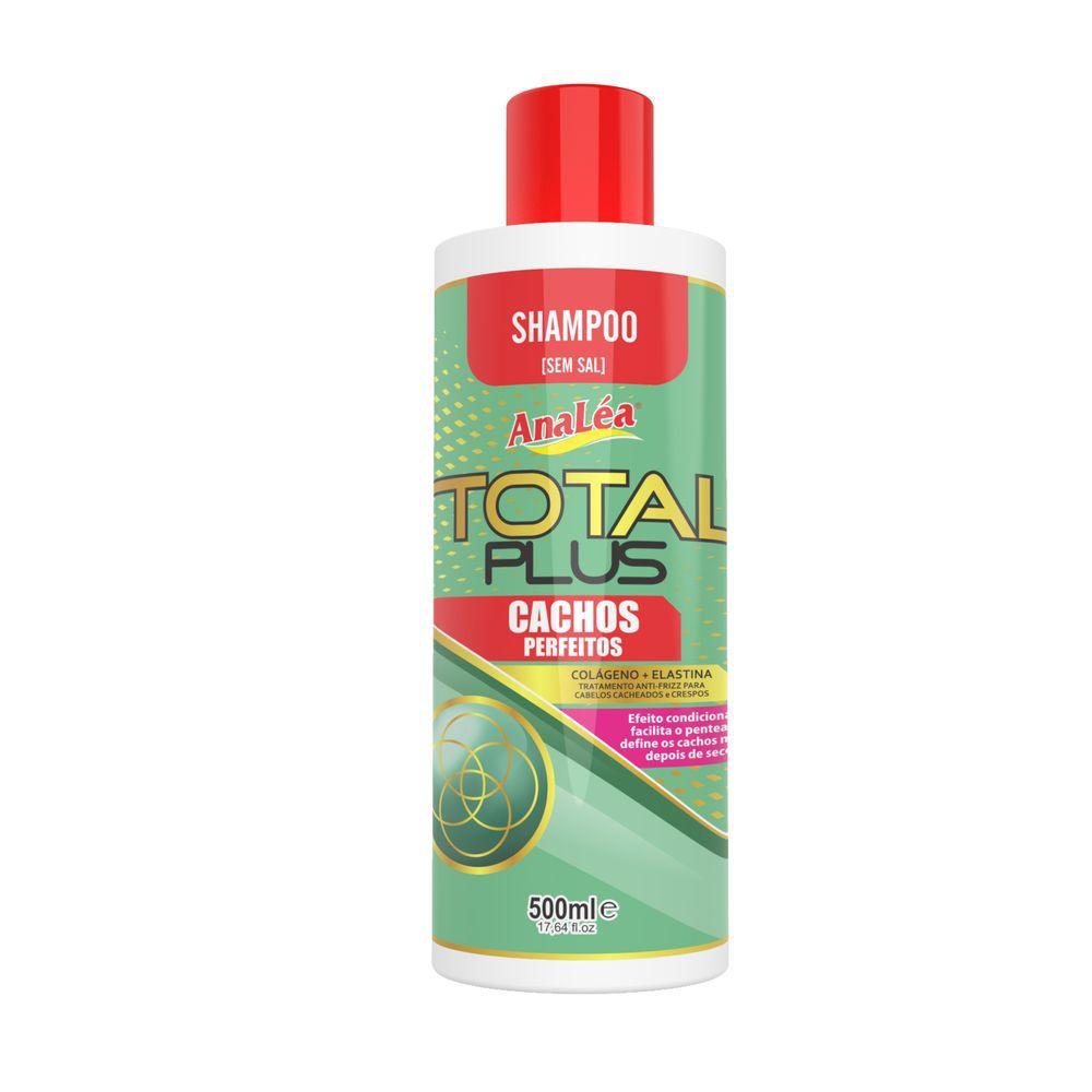AnaLéa Shampoo Total Plus Cachos Perfeitos 500mL