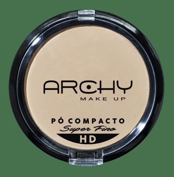 Archy Pó Facial Compacto Super Fino Nº4