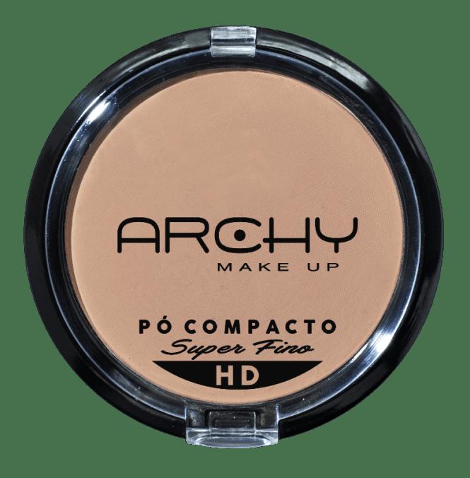 Archy Pó Facial Compacto Super Fino Nº6