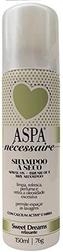 Aspa Shampoo a Seco Necessaire Sweet Dreams 150mL
