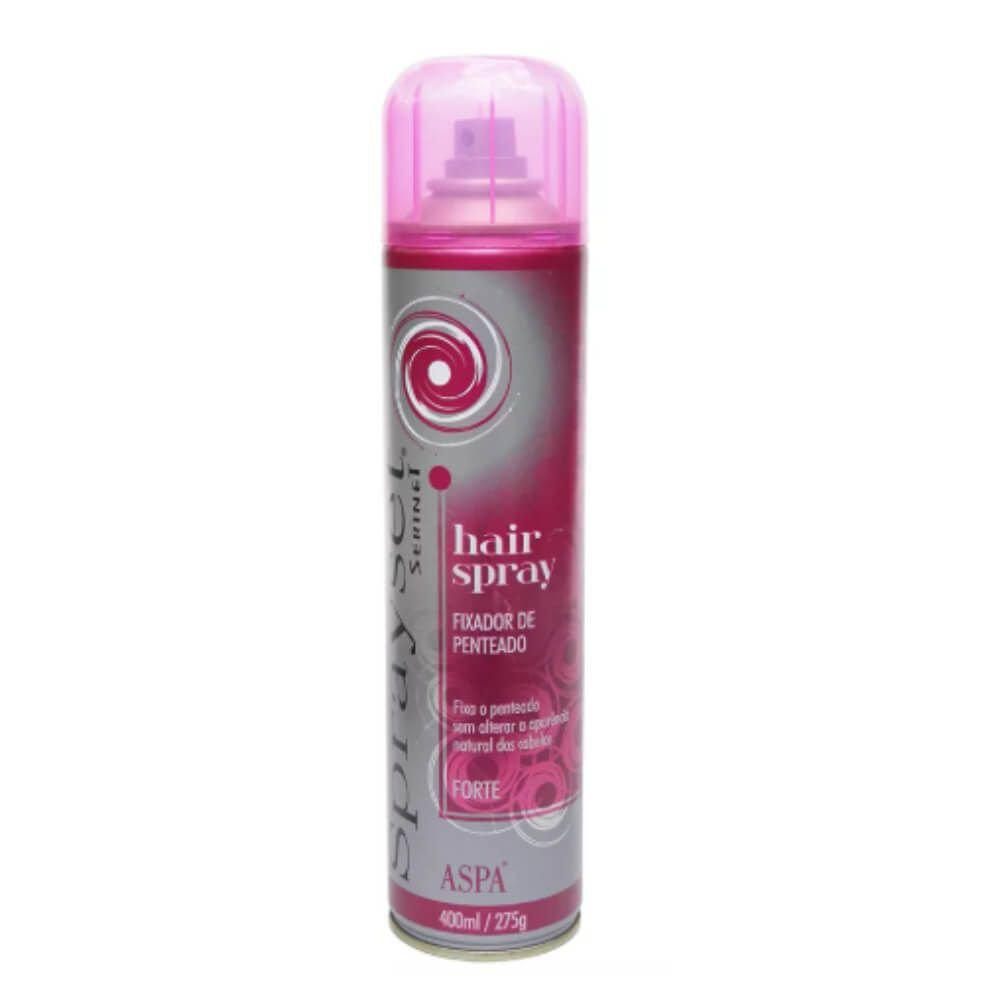 Aspa Spray Capilar Sprayset Forte 400mL