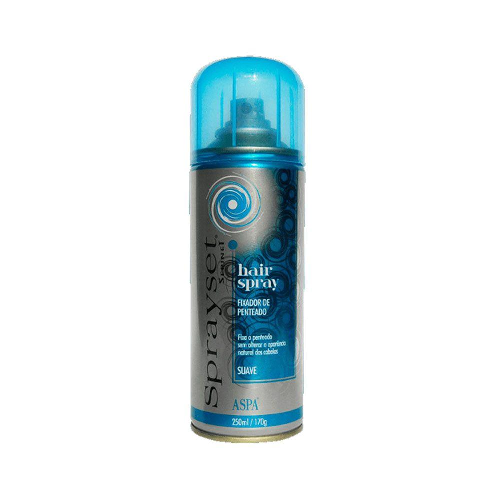 Aspa Spray Capilar Sprayset Suave 250mL