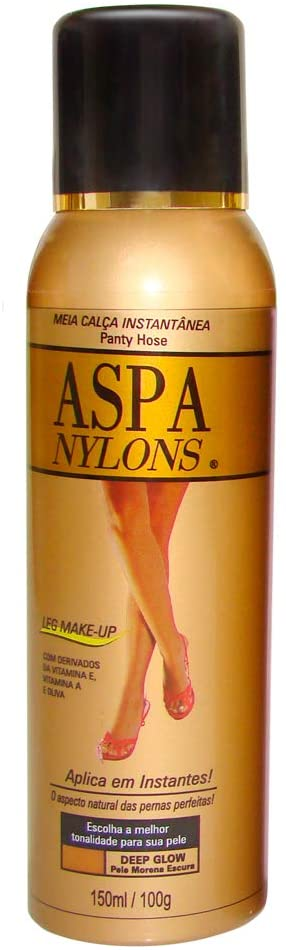Aspa Spray  Nylons 150mL Deep Glow
