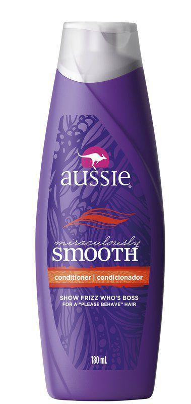 Aussie Condicionador Miraculously Smooth 180 mL