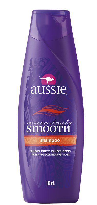Aussie Shampoo Miraculously Smooth 180 mL