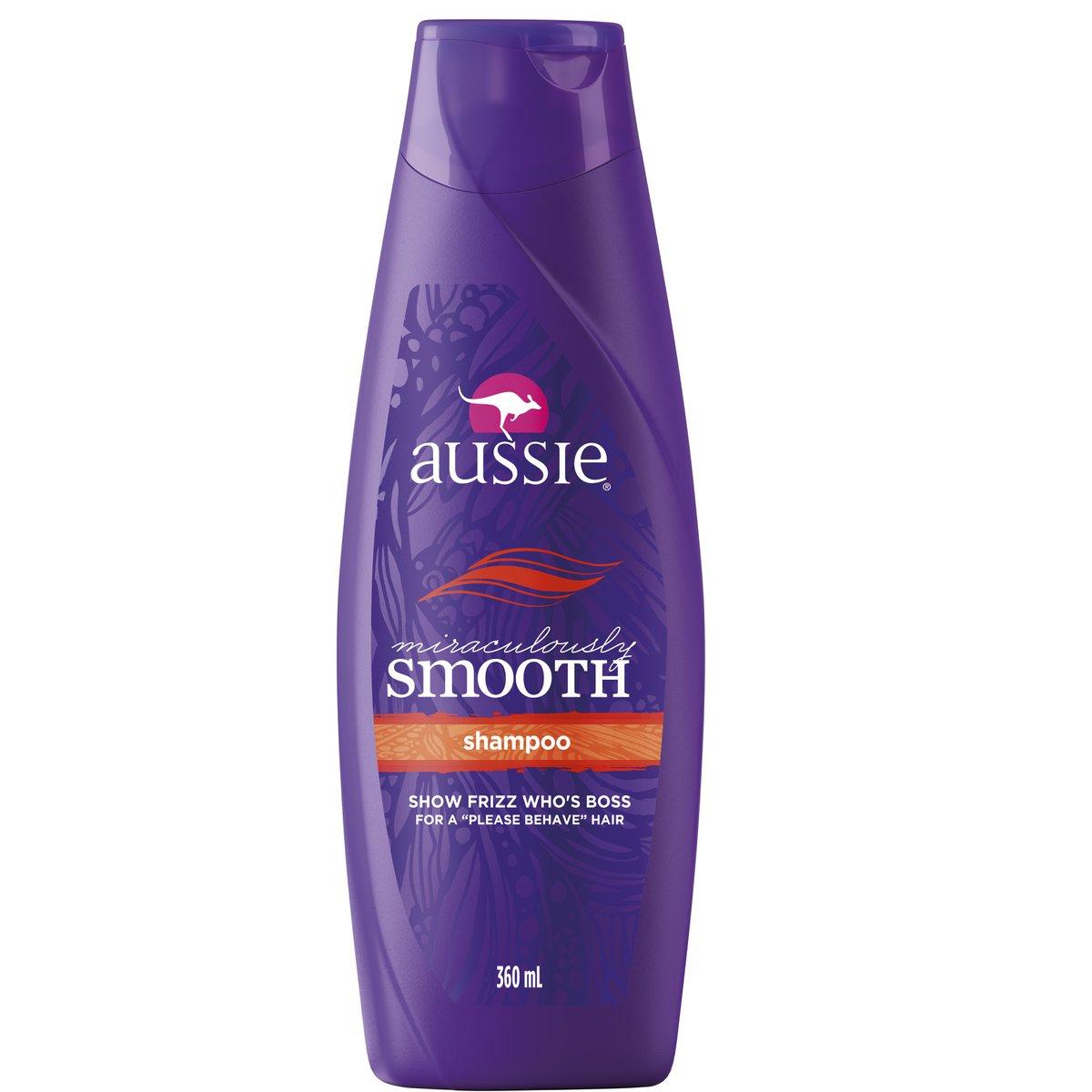 Aussie Shampoo Miraculously Smooth 360 mL