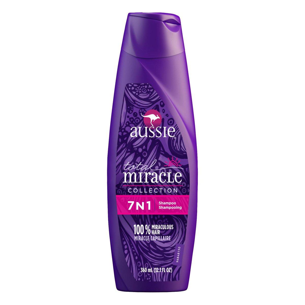 Aussie Shampoo Total Miracle 7 em 1 360 mL