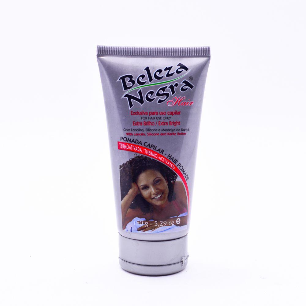Beleza Negra Hair Pomada Capilar Termoativada 150g