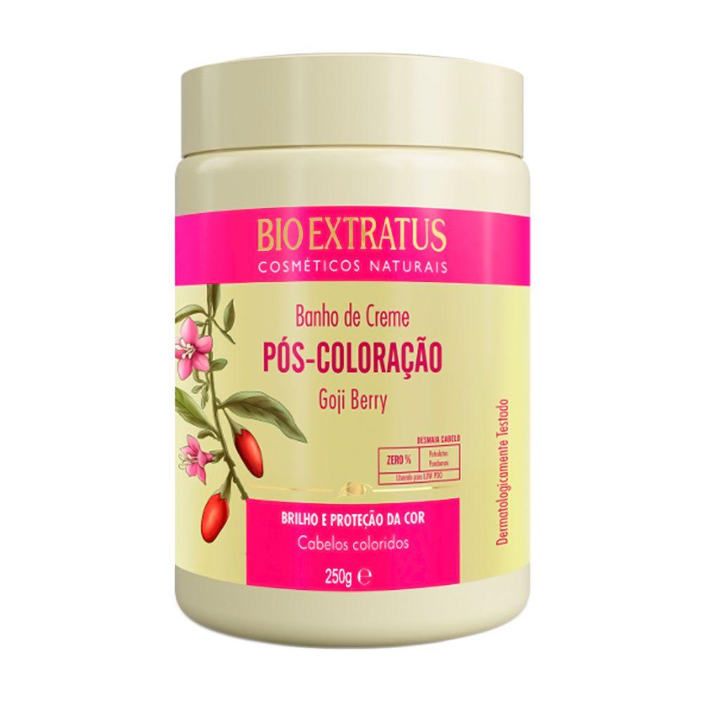 Bio Extratus Banho de Creme Pós Coloração Goji Berry 250g