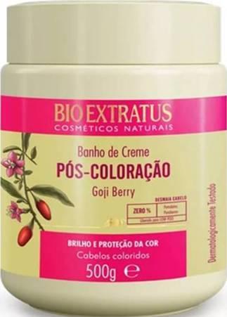 Bio Extratus Banho de Creme Pós Coloração Goji Berry 500g