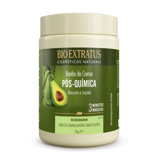 Bio Extratus Banho de Creme Pós Química 1000g