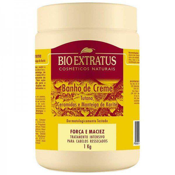 Bio Extratus Banho de Creme Tutano e Ceramidas 1000g