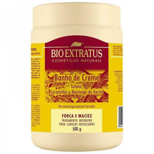 Bio Extratus Banho de Creme Tutano e Ceramidas 500g