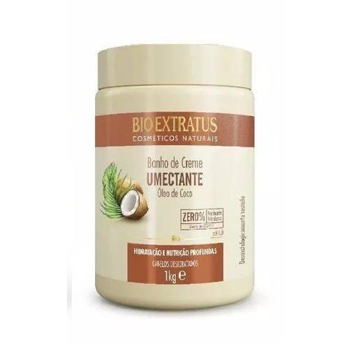 Bio Extratus Banho de Creme Umectante Coco 1000g