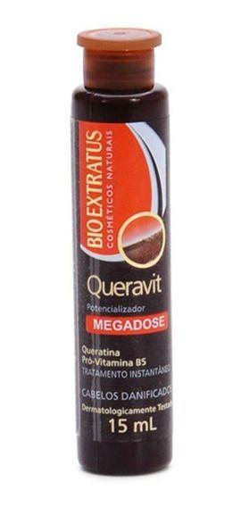 Bio Extratus Complexo Nutritivo Megadose Queravit 15mL
