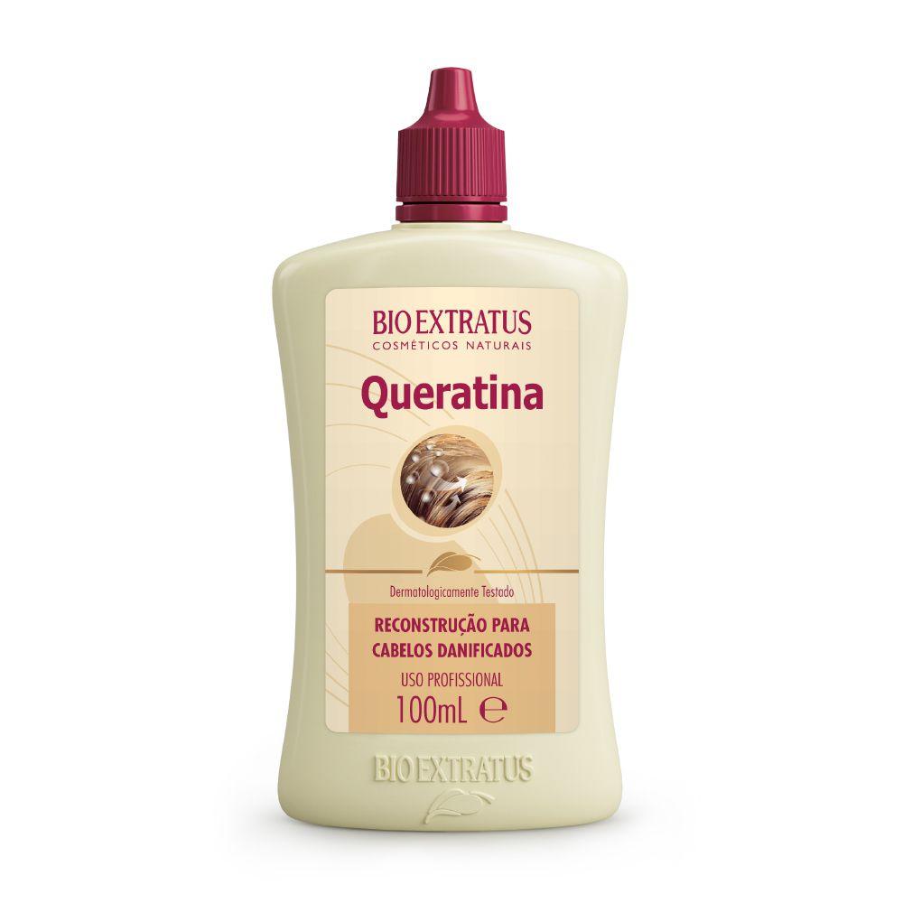 Bio Extratus Complexo Nutritivo Queratina Líquida 100mL